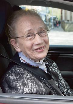 Mrs Justice Catherine McGuinness