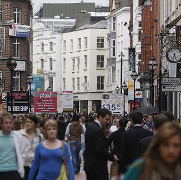 All stores will stay open for business during the Grafton Street facelift