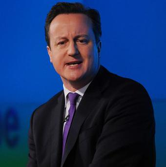 Britain's PM David Cameron is seeking full EU backing for global action to counter tax evasion