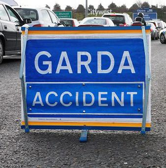 A driver in his early 80s died in a crash on the M8 in Co Tipperary