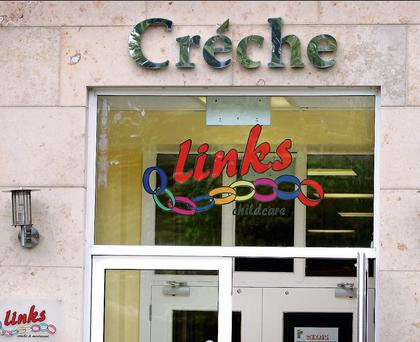 Links Childcare in Malahide, Dublin.