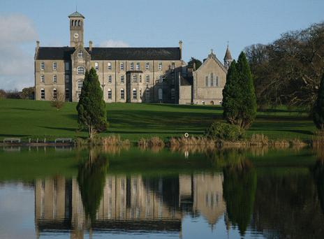Rockwell College is located in a 350-hectare estate near Cashel, Co Tipperary.