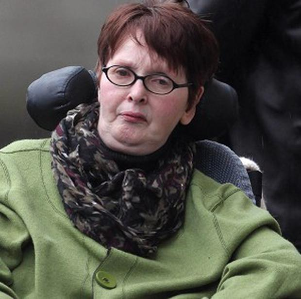 Terminally ill MS sufferer Marie Fleming has shown impeccable courage and dignity, says Taoiseach Enda Kenny