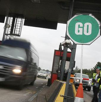 A study suggested five tolling points should be introduced across Dublin's M50 to combat congestion