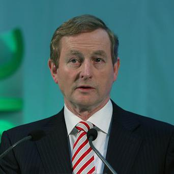 Taoiseach Enda Kenny said 'radical change and reform' was needed to bring Ireland into the 21st century