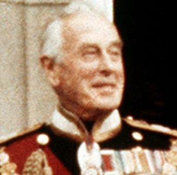 A personally-engraved pistol that belonged to Lord Mountbatten is being returned to his family