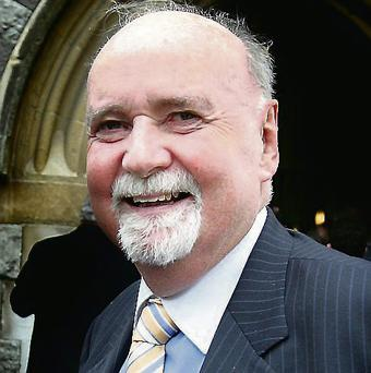 Michael Fingleton,Managing Director of the Nationwide Buildings Society.Pic Tom burke 11/7/08