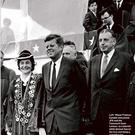 Major Frances Condell welcomed JFK and Taoiseach Sean Lemass to Limerick