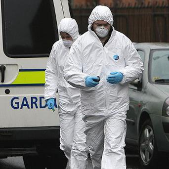 A woman and child have been found dead at a house in Co Kerry