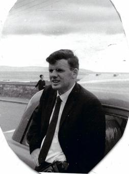 Stan pictured at work in the 1960s