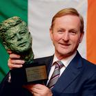 An Taoiseach Enda Kenny photographed for the 'Irish Independent' at Government Buildings. Photo: Dave Meehan.