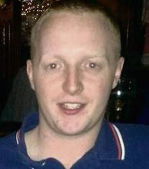 New York hit and run victim Kevin Bell, from Newry, Co Down