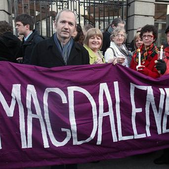 A watchdo claimed comprehensive compensation is needed for survivors of Magdalene laundries