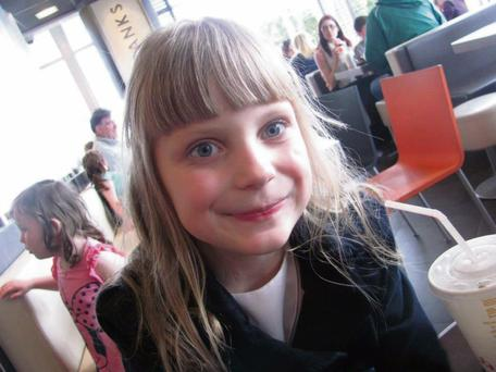 Enrika (8), who was found murdered along with her mother Jolanta, in Killorglin, Co Kerry