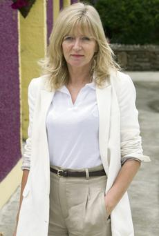 Ireland's Ombudsman Emily O'Reilly, who is seeking to become the EU Ombudsman