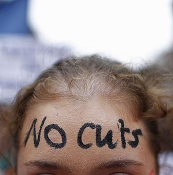 The Alliance Against Cutbacks in Education urged parents to get ready to march against cuts, being imposed for the third year running