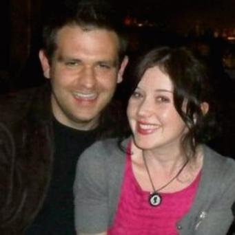 Jill Meagher and husband Tom