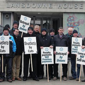 Members of the Garda Representative Association have voted in favour of supporting the Haddington Road agreement