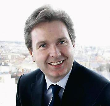 Stephen Rea will oversee the new 'Digital First' strategy at INM