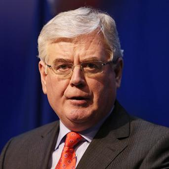 Eamon Gilmore was accused of pre-emptively announcing a deal