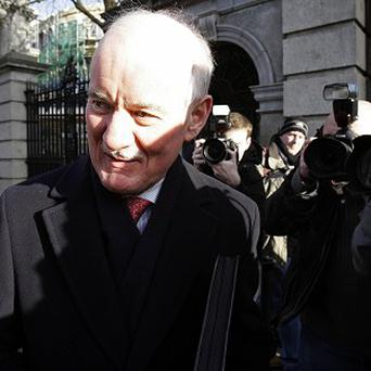 Patrick Neary was forced to resign after it emerged he did not know Anglo's chairman had built up a book of directors' loans worth 87 million euro