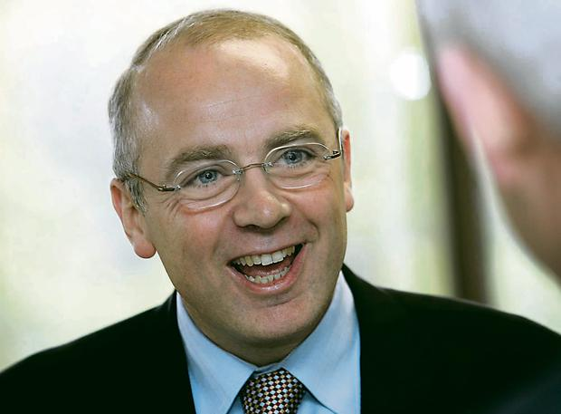 David Drumm: Former Anglo boss laughed about cash flowing out of the bank as it went bust