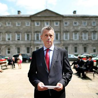 Colm Keaveney has resigned as chairman and member of the Labour Party