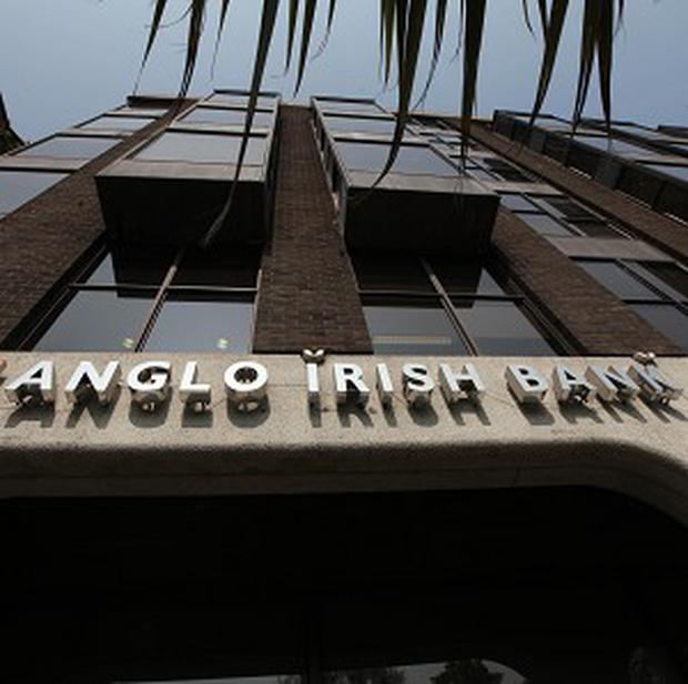 Leaked tapes reveal Anglo Irish Bank bosses were told to approach the Central Bank with 'arms swinging' to demand a bailout