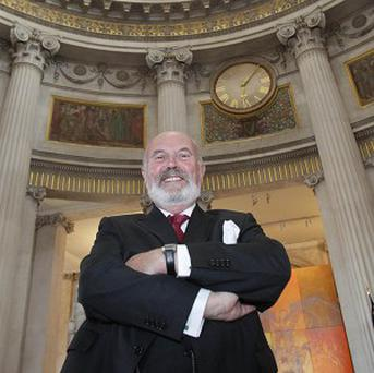 Senator David Norris called on the Government to abandon plans to abolish the Seanad