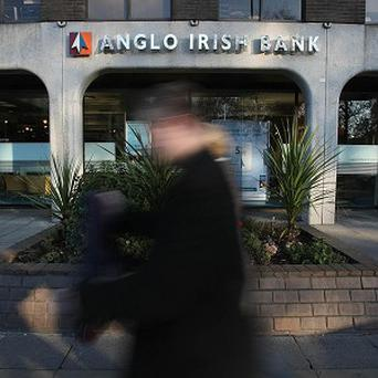 Anglo Irish Bank was nationalised in 2009
