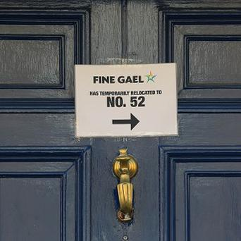 Fine Gael is to splash out more than half a million euro renovating its party headquarters