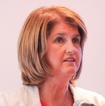 Social Protection Minister Joan Burton said budget cuts 'must be balanced against the primary redistributive role of the social protection system'