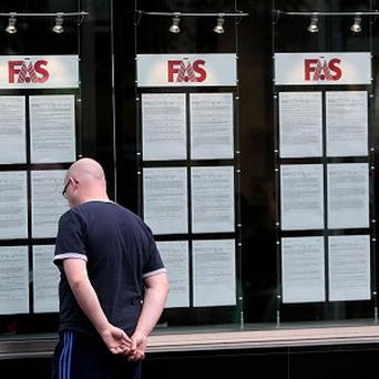 Unemployment is Irish people's biggest concern