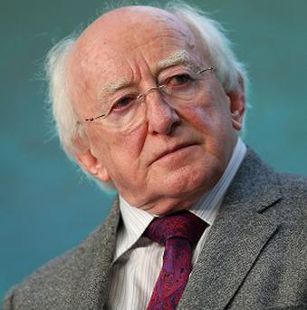 President Michael D Higgins should refer the contentious abortion legislation to the Supreme Court, says junior minister Paschal Donohoe