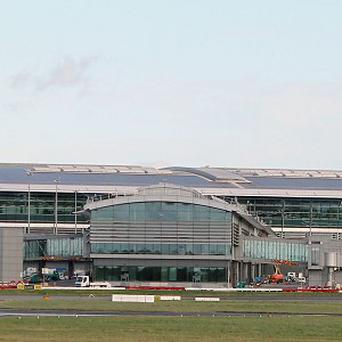 Illegal cigarettes and cocaine worth more than 150,00 euro have been seized in two separate operations at Dublin airport