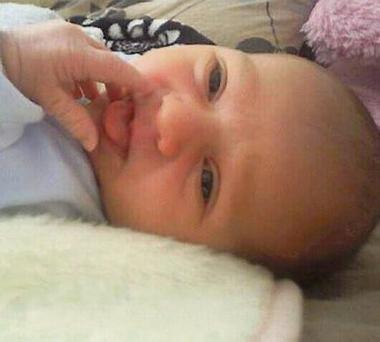 Baby Nikola Batare fell from apartment in Cross Guns Bridge