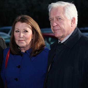 Katy French's mother Janet and father John, along with her sister Jill, sat through the inquest evidence