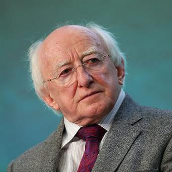 Irish President Michael D Higgins is set for a visit to London and Scotland