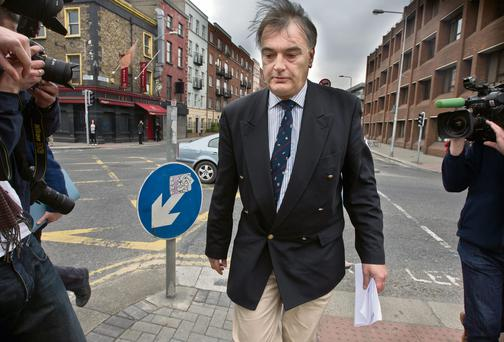 Ian Bailey is suing the State
