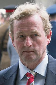 Enda Kenny: says he can't force orders to pay into fund