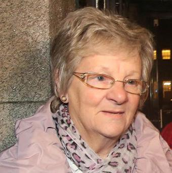 Marina Gambold has urged massgoers to avoid adding to the collection plates this weekend over the Magdalene Laundries