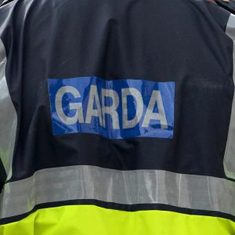 Gardai are investigating today's robbery