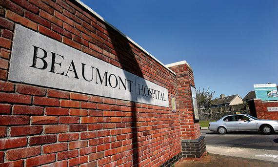 Beaumont Hospital has one of the longest waiting lists in the country