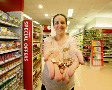 Supermarket manager Anne Marie Fortune suggested that some shoppers might be hostile to the move. Patrick Browne