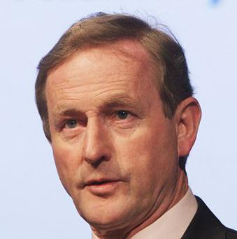 Taoiseach Enda Kenny said: 'Ireland is open for business and a great location for inward investment'