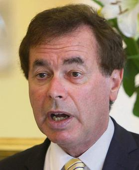 HANDS TIED: Alan Shatter won't act on charitable status