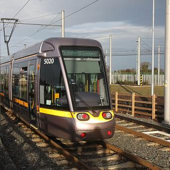 Michael Kelly was shot dead in full view of commuters on the Luas near Inchicore in Dublin