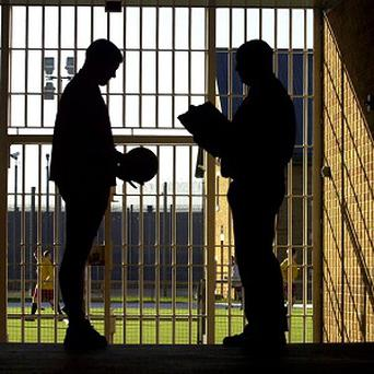 Figures have shown that 150 offenders are classed as being on 23-hour lock-up