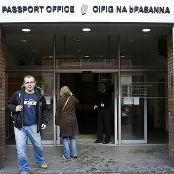 Customer services provided by the passport office will not be affected by the inquiry, the department said