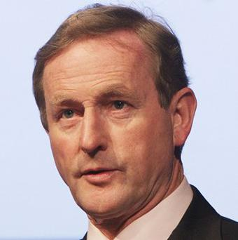 Taoiseach Enda Kenny said Ireland's 'reputation as a digital island acting as a European hub for the digital industry is growing rapidly'